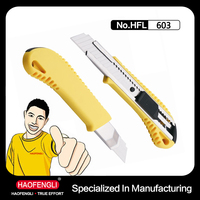 HFL-Z603 18MM ABS Thick Holder Rough Surface Utility Cutting Sharper