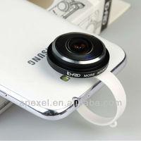 235 degree super Fisheye lens for Samsung galaxy S3 i9330 iphone or mobilephone or digital camera