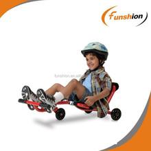 easy roller kids swing scooter , 3 wheel trike scooter for sale