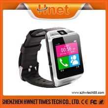 2014 alibaba express fashion bluetooth gv08 smart watch phone for smart mobile phone