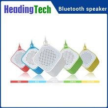 The smallest cube bluetooth speaker, can selfie, take pictures, with built-in battery, smaller than pingpang ball