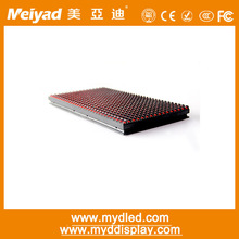 p10 red led display original factory support OEM for small quantity with Germany TUV lab CE RoSH led queuing display