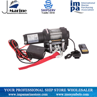Electric Yacht ATV Winch 3000LB With Wireless Remote Control