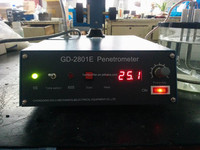 GD-2801E ASTM D5 Semi-auto Asphalt Penetrometer, Bitumen Penetration Testing Equipment