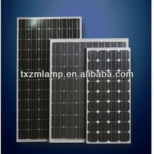 2014 energy saving high quality IP65 solar panel