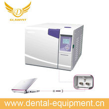 Equipodental autoclave/dental esterilizador autoclave de vapor/automático esterilizador de vapor 23l