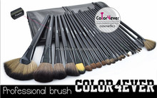 24 pieces good quality makeup brushes, synthetic makeup brush set the balm makeup