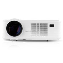 newest multimedia projector portable can suit for large screen