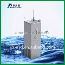 2014 best selling stainless steel drinking fountain(client's logo stamped on drinking fountain basin AVAILABLE)