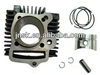Motorcycle Engine Spare Parts Cylinder Kit C100(Made in China/Hot sales)for Honda Scooter