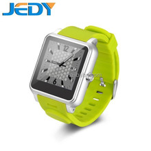 2015 New Design Universal Bluetooth heart rate GPS Wrist Wrap Smart Watch Phone For Smartphone Android iphone IOS Samsung