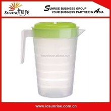 Pitcher With 4 Cups, Water Bottle With Plastic Cups