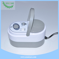 Portable body pressure therapy machine for nursing home or hospital patient care use