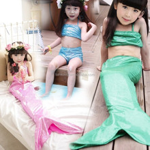 Latest hot sale summer cool kids mermaid tail for swimming,mermaid tail swimming,swimming suit