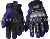 PU motorcycle glove custom sports glove