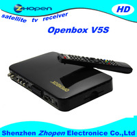 openbox v5s satellite receiver with gprs support wifi