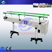 stainless steel 4m conveyor belt metal detector with high quality