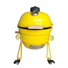 Small kamado meat smokers for sales