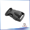 side release plastic buckle for straps
