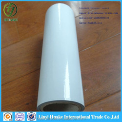 Prevent surface damage Feature and Release Film Type Protective Poly Film