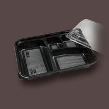 High quality plastic compartment tray