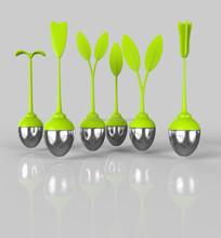 popular environmental protection silicone tea bag