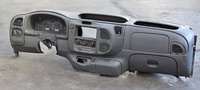 Left hand drive Dashboard Ford transit