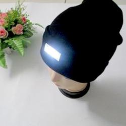 15 years Production for Promotional LED cap hat 2015 fashion felt hat blank plain B018--Snapback cap