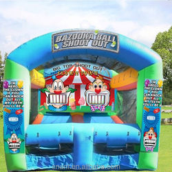 giant inflatable twister sport games