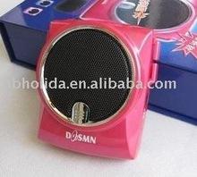 Tour guide waistband portable voice amplifier megaphone microphone