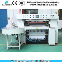 Thermal Paper Roll Slitting Machine for Small Business