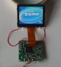 LCD Display Module with Driver Board