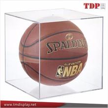basketball&soccer ball display cube