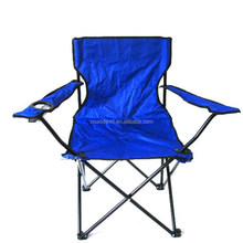 outdoor camping folding portable chair with handrail
