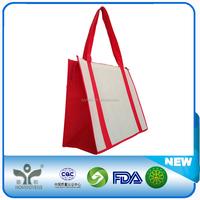 Newest non woven shopping bag,pp non-woven bag, nonwoven shopping bag