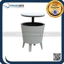 Foldable Table cooler patio cooler bar portable