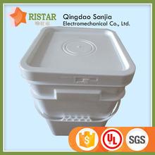 different sizes of plastic pails multifunction square drum square plastic barrel