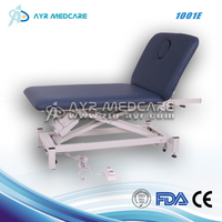 AYR-1001E New blue PU Portable Massage Table