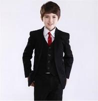 weddings suits for children boy wedding dress for baby boy 5pcs suit