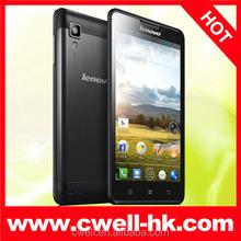 Original OTG Smartphone P780 3G 1GB/4GB 5'' corning glass MTK6589 smartphone in China
