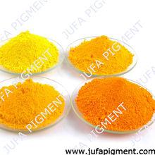 Pigmento Amarillo Sulfuro de Cadmio PY35