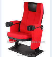 China high back cinema chairs prices cheap cinema chair WH263 /price for cinema chair