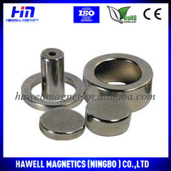 Wholesale super strong grade n52 neodymium magnet