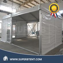 UV-Resistant Aluminium Car Canopy With Aluminum Alloy Frame