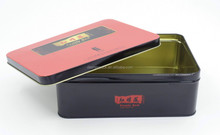 rectangular tin box for tea/coffee/gift packaging wholesale
