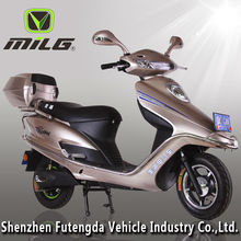 easy operating electric motorcycle