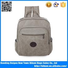 Hot selling vintage style school backpack rucksack for girls