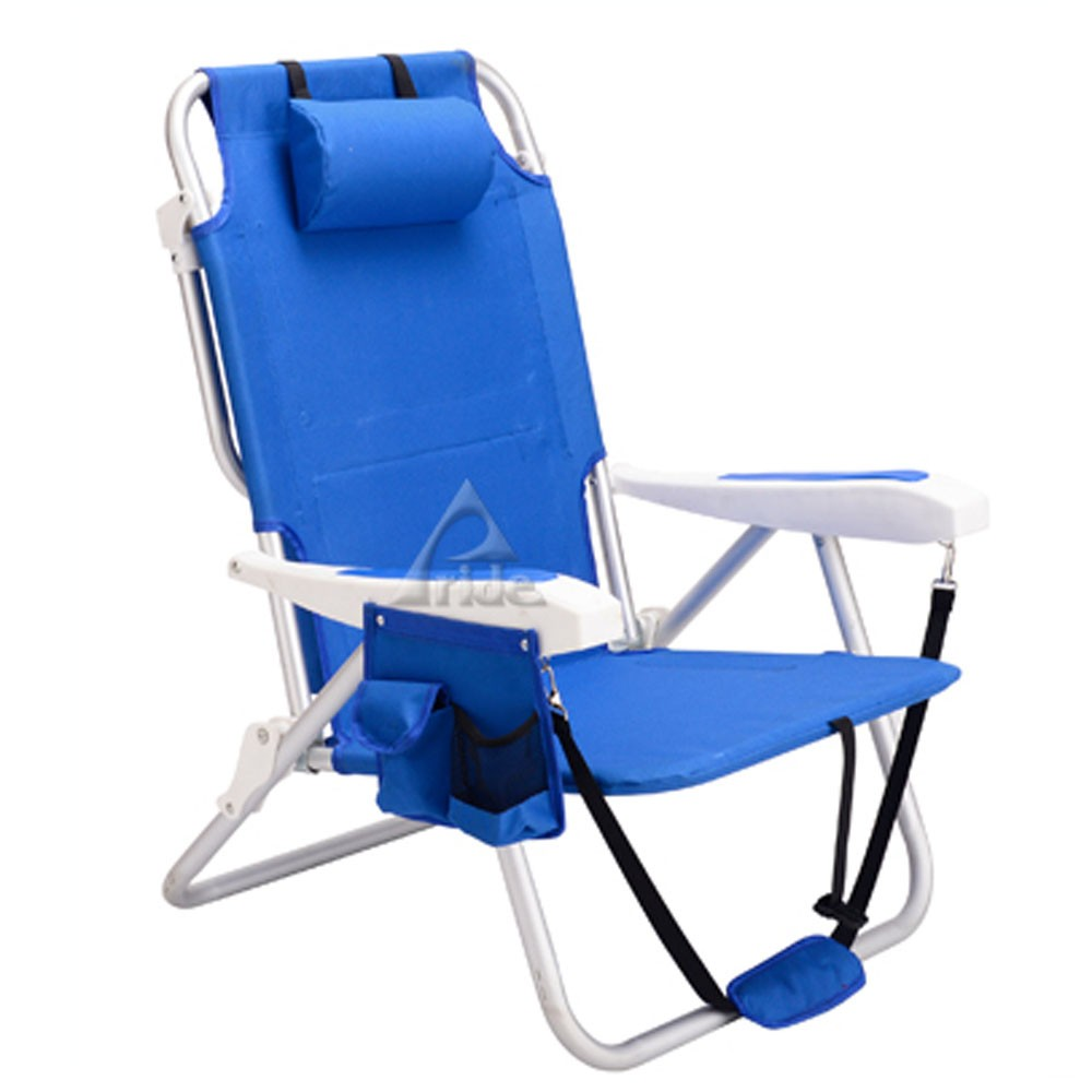 Chaise longue plage transportable obtenez for Relax plage pliante