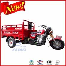 Guangzhou manufacturer hot sale to africa cargo three wheel motorcycle