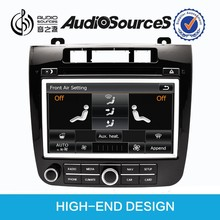 android car dvd 8 inch touch screen car radio for VW touareg gps navigation system with GPS navigation OPS IPAS SWC can bus